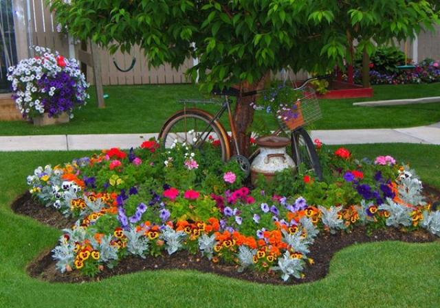 Цветущий газон 1