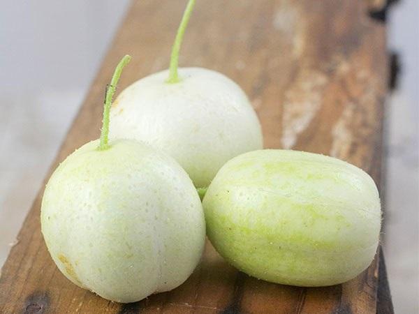 Огурец Хрустальное яблоко